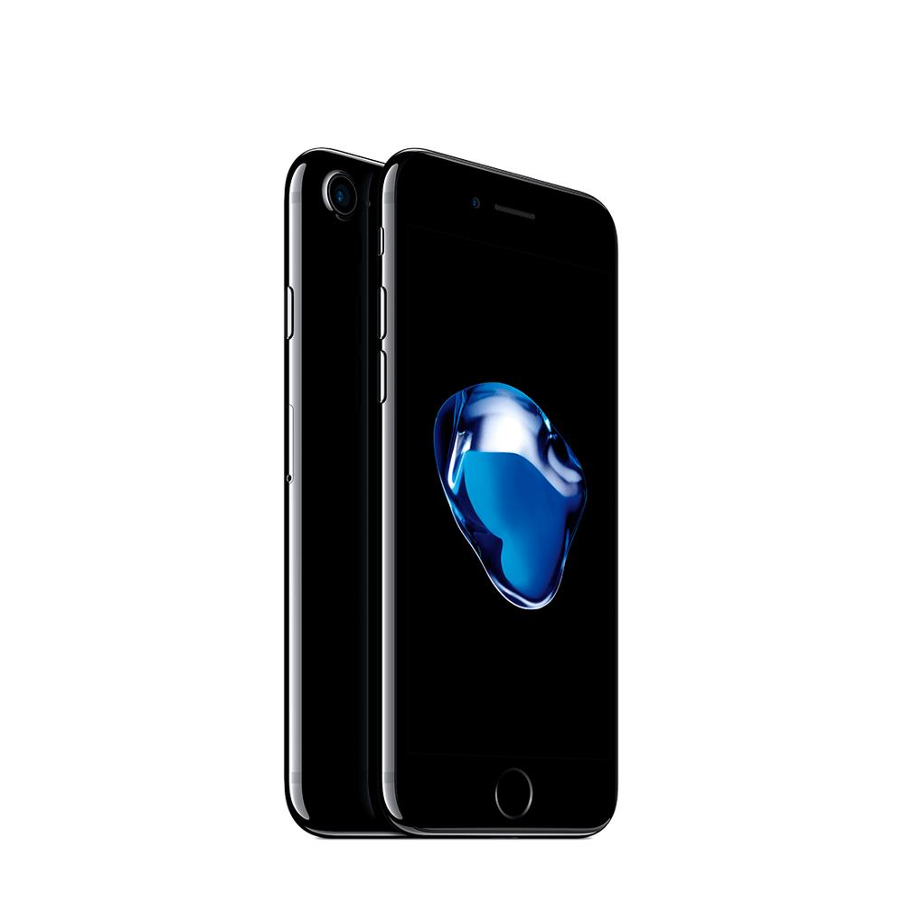 apple iphone 7 256gb jet black купить