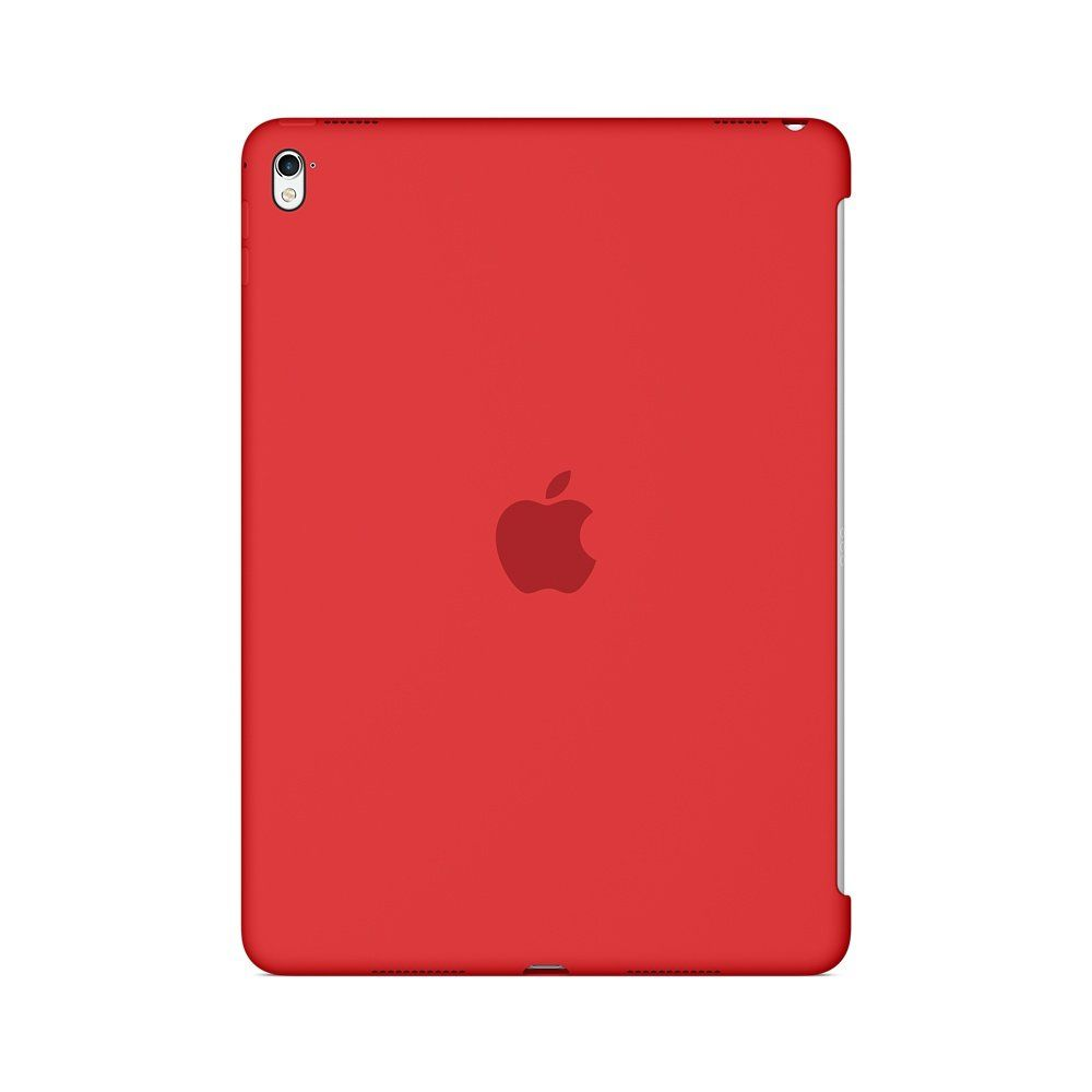 apple ipad pro 9 7 apple silicone case red mm222 red mm222. Black Bedroom Furniture Sets. Home Design Ideas