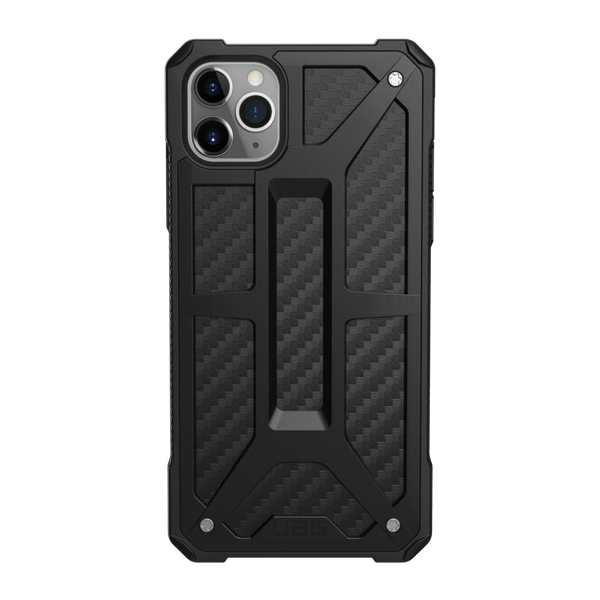 Чохол UAG для iPhone 11 Pro Max Monarch ( Carbon Fiber )