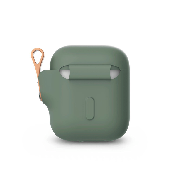Чехол Moshi Pebbo Case Mint Green for Airpods (99MO123841)
