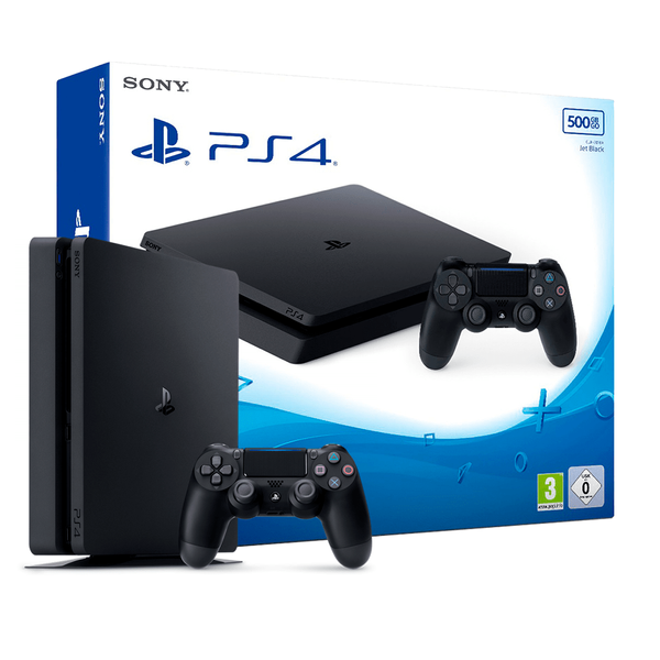 Консоль ігрова SONY PlayStation 4 Slim 1 Tb Black+ Fornite Black (002530)