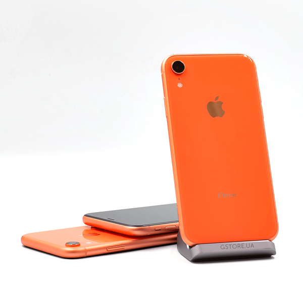 Б/У Apple iPhone Xr 64GB Coral (MRY82)