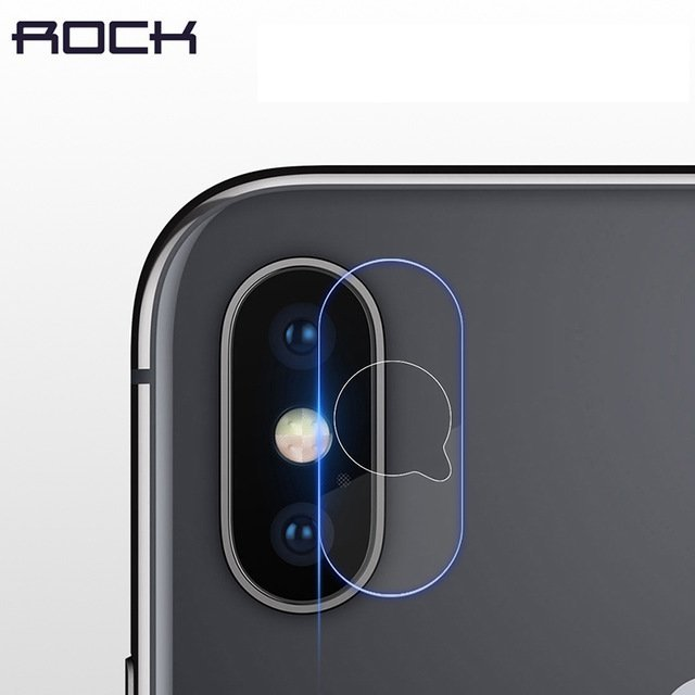 Захисне скло на камеру Rock Lens Tempered Glass Protector 0.15mm для iPhone X/XS/XS Max (IPXS0014)