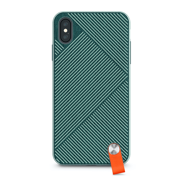 Чохол Moshi Altra Slim Hardshell Case With Strap Mint Green for iPhone XS Max (99MO117602)
