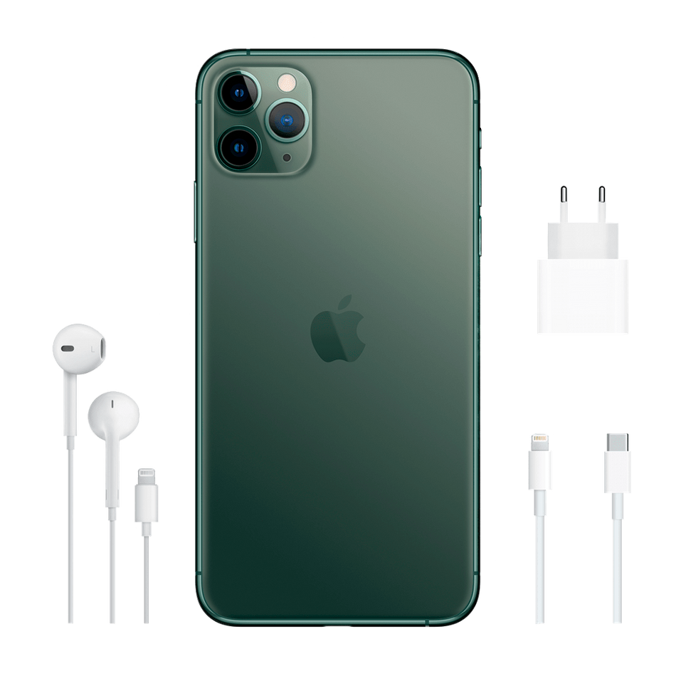 Apple iPhone 11 Pro Max Midnight Green (005400)