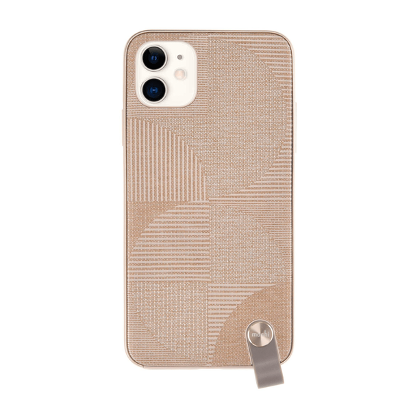 Чохол Moshi Altra Slim Case with Wrist Strap Sahara Beige for iPhone 11 (99MO117304)