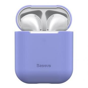 Чохол для AirPods 1/2 Baseus Case For Pods ( Purple ) WIAPPOD-BZ05