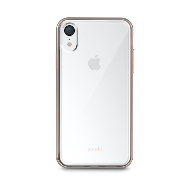 Чохол Moshi Vitros Slim Clear Case for iPhone Xr Champagne Gold (99MO103301)