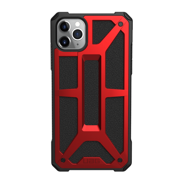 Чохол UAG для iPhone 11 Pro Max Monarch ( Crimson )