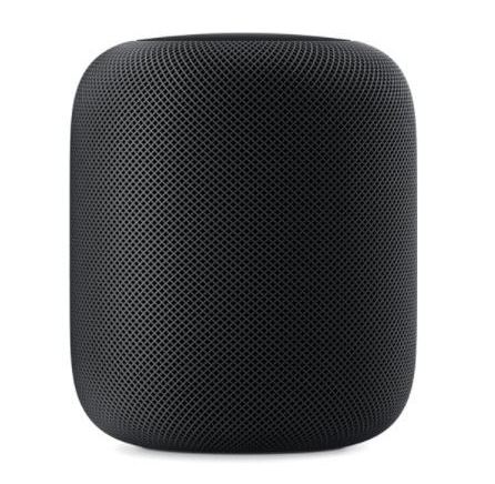 Apple HomePod MQHW2 ( Black ) Black (007097)