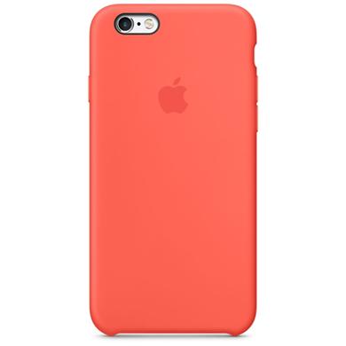 Придбати Чохол iPhone 6 6s Silicone Case OEM ( Apricote ) в інтернет ... a4303cc840f0d