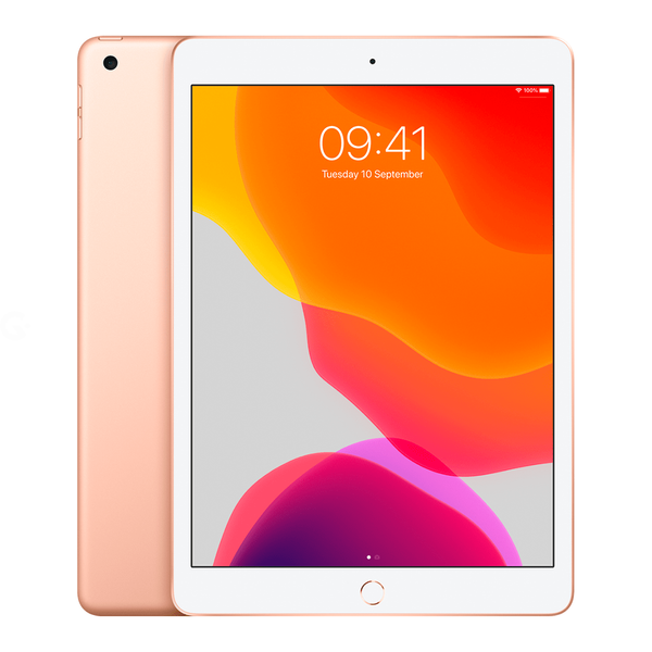 "БУ Apple iPad 10,2"" (2019) WiFi 32Gb Gold (MW762)"