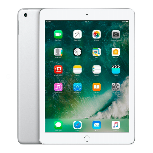 Б/У Apple iPad (2017) WiFi + Cellular 32Gb Silver