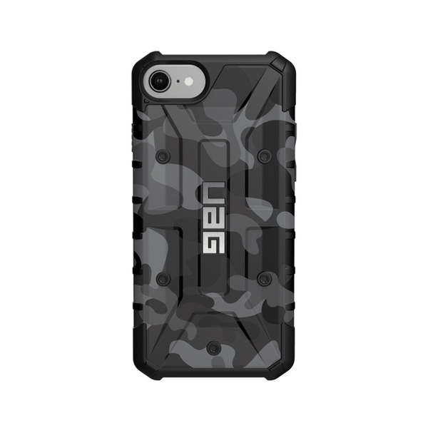 Чохол для iPhone 6/6s/7/8 UAG Pathfinder Camo ( Gray Black )