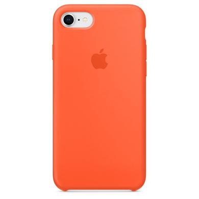 Придбати Чехол iPhone 7   8 Silicone Case OEM ( Orange ) в інтернет-магазині  GSTORE™ Ukraine. Ціна 350 грн  bf079d58b1b0f
