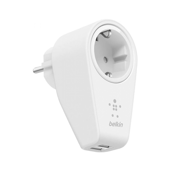 МЗП Belkin Boost UP 2 USB ( White ) White (006726)