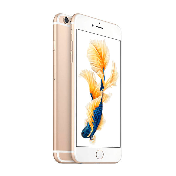 Б/У Apple iPhone 6s Plus 16Gb Gold (MKU32)