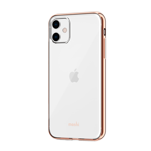 Чохол Moshi Vitros Slim Clear Case Champagne Gold for iPhone 11 (99MO103304)