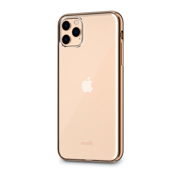 Чохол Moshi Vitros Slim Clear Case Champagne Gold for iPhone 11 Pro Max (99MO103305)