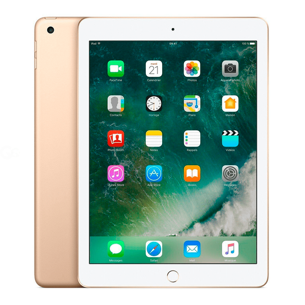 БУ iPad 9,7 (2018) WiFi 128Gb Gold (MRJP2)