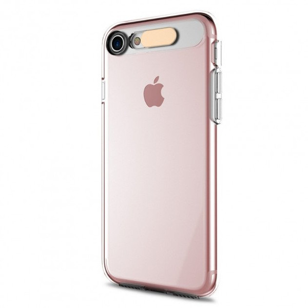 Чохол для iPhone 7 / 8 Rock Light Tube Series ( Pink )