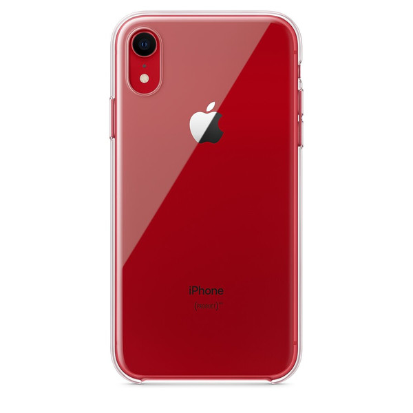 Чохол для iPhone Xr Apple Clear Case (MRW62) UA