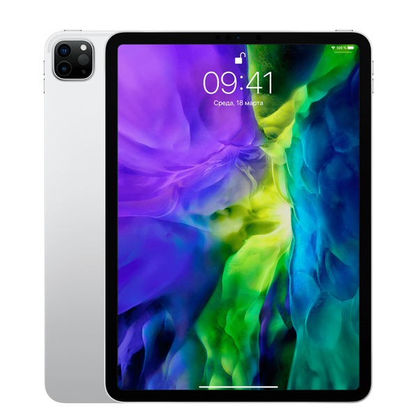 "Apple iPad Pro 11"" Silver (007171)"