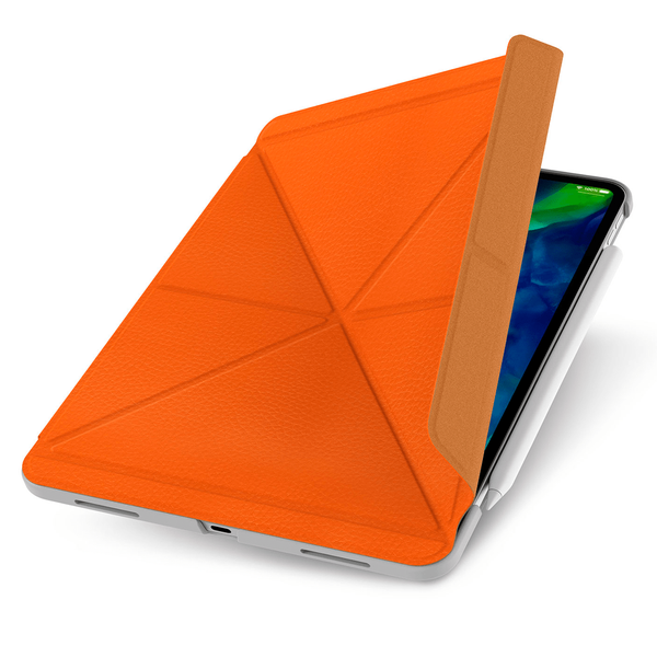 "Moshi VersaCover Case with Folding Cover Sienna Orange for iPad Pro 11"" (1st/2nd Gen) (99MO056811)"