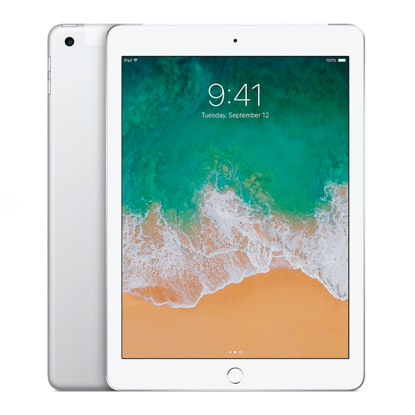 Б/У Apple iPad WiFi + Cellular 32Gb Silver (MR6P2) (2018)