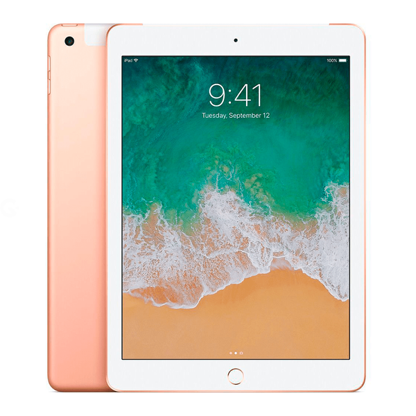 Б/У Apple iPad WiFi + Cellular 32Gb Gold (MRM02) (2018)