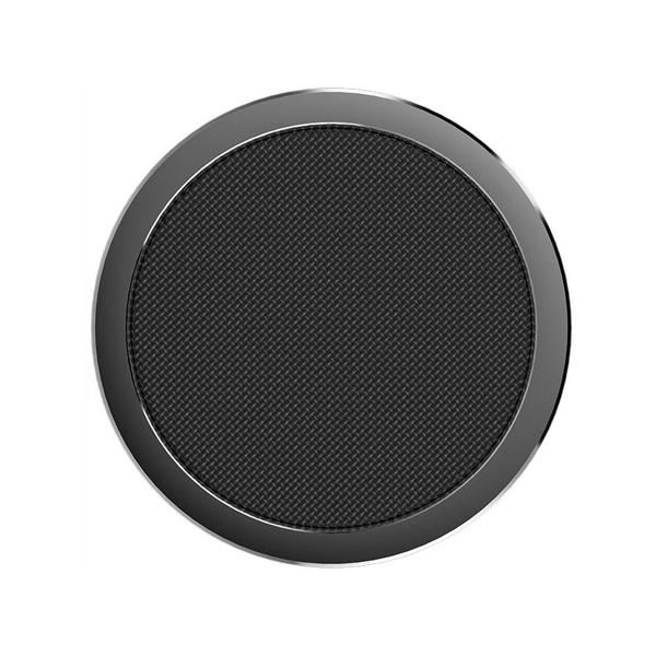 Бездротовий ЗП Rock W4 Quick Wireless Charger DT-518Q Black (003720)