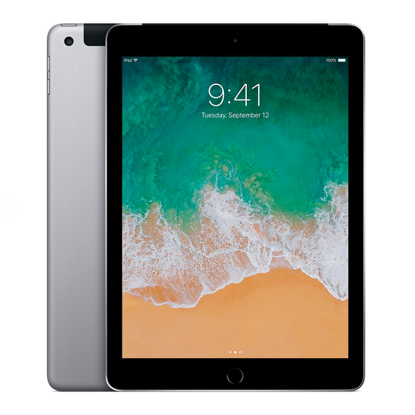 Б/У Apple iPad Wi-Fi + Cellular 32Gb Space Gray (MR6Y2) (2018)