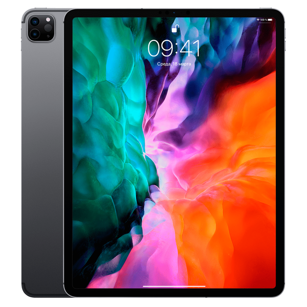 "Apple iPad Pro 12.9"" Space Gray (003348)"