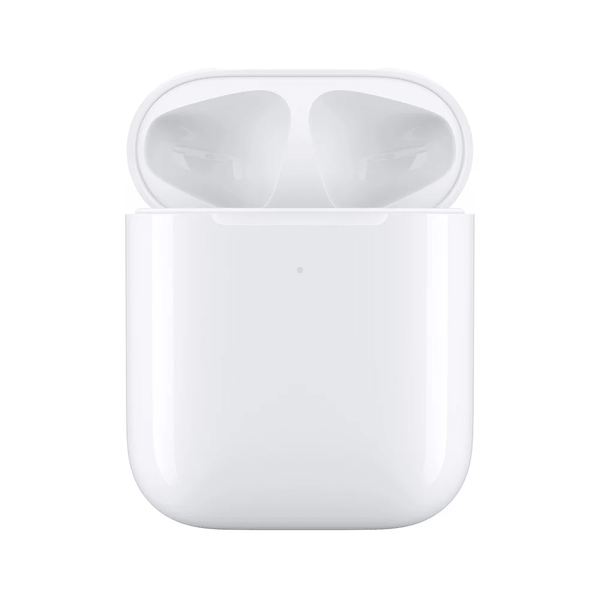 Apple Wireless Charging Case for Airpods 2 White (MR8U2) White (004569)