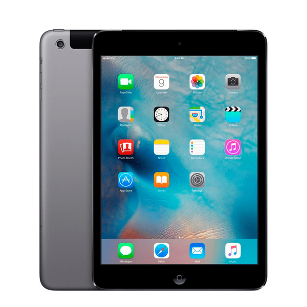 Б/У Apple iPad Air 2 Wi-Fi + Cellular 32GB Space Gray (MNW12, MNVP2)