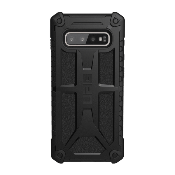 Чохол для Samsung S10+ UAG Monarch ( Black )