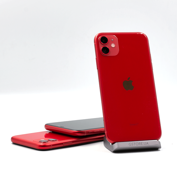 Б/У Apple iPhone 11 128Gb Product Red (MWLG2)