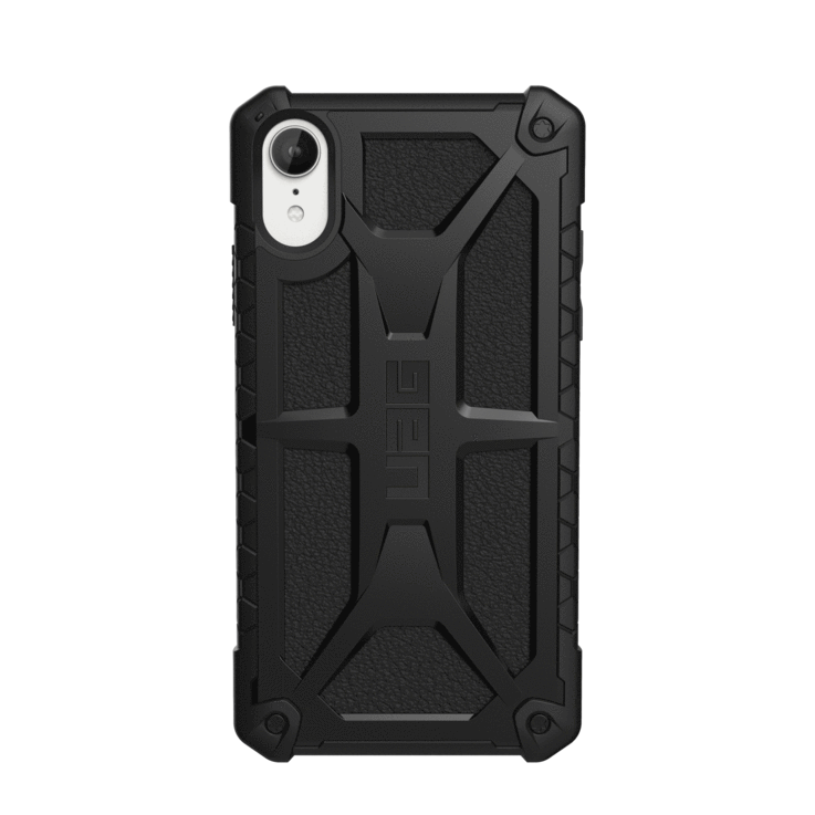 Чохол UAG для Apple iPhone Xr Monarch ( Black )