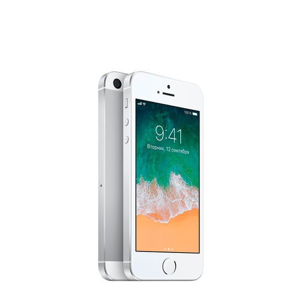 Б/У Apple iPhone 5s 16Gb Silver (ME433)