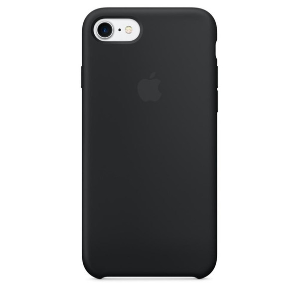 Чохол для iPhone 7 / 8 Apple Silicone Case ( Black ) MQGK2 UA