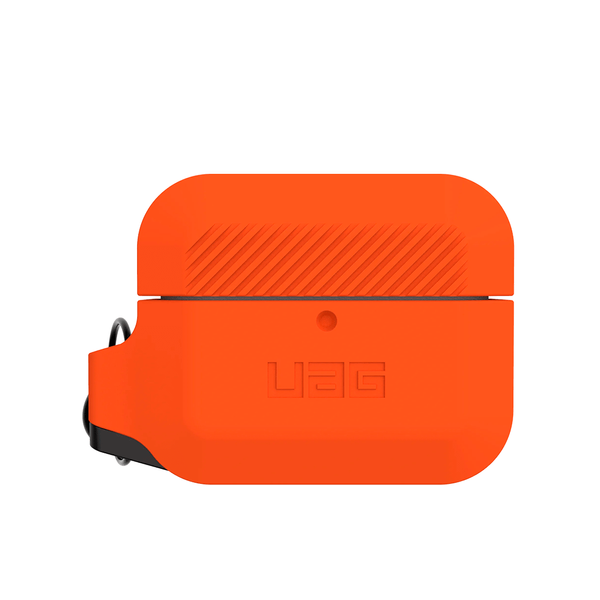 Чехол для AirPods Pro UAG Silicone ( Orange/Black ) 10225K119740