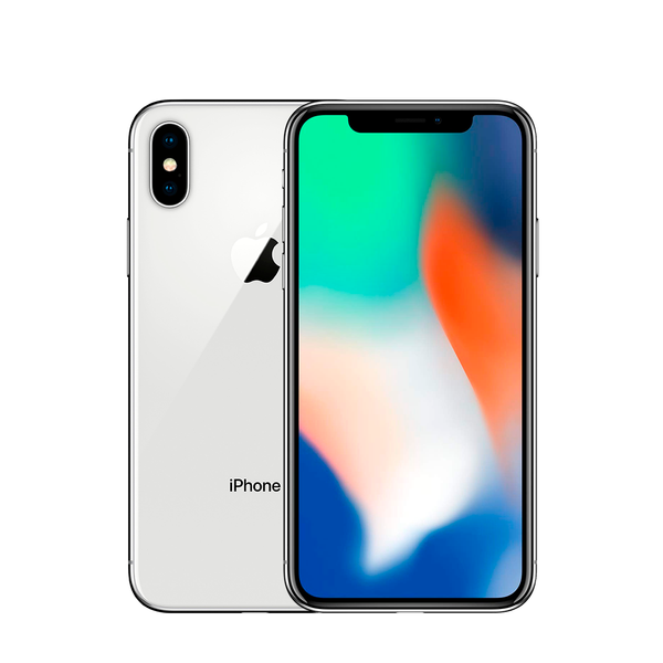 Apple iPhone X Silver (001283)