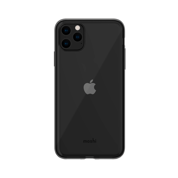 Чохол Moshi Vitros Slim Clear Case Raven Black for iPhone 11 Pro (99MO103036)