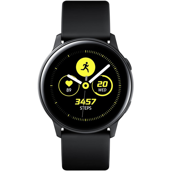 Смарт-часы Samsung Galaxy Watch Active (SM-R500) Black (002690)