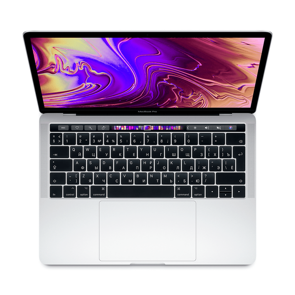 "Apple MacBook Pro 13"" 2019 with Touch Bar Silver (006179)"