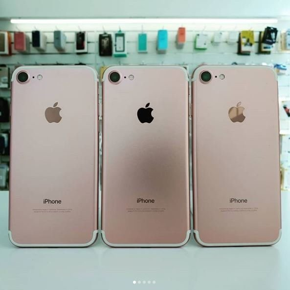 SWAP Apple iPhone 7 32Gb Rose Gold