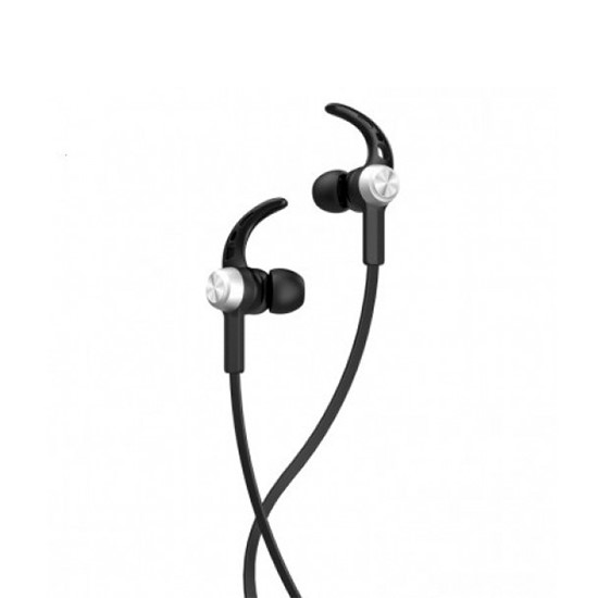 Бездротова Bluetooth-гарнітура Baseus Licolor Magnet Earphone Black (004514)