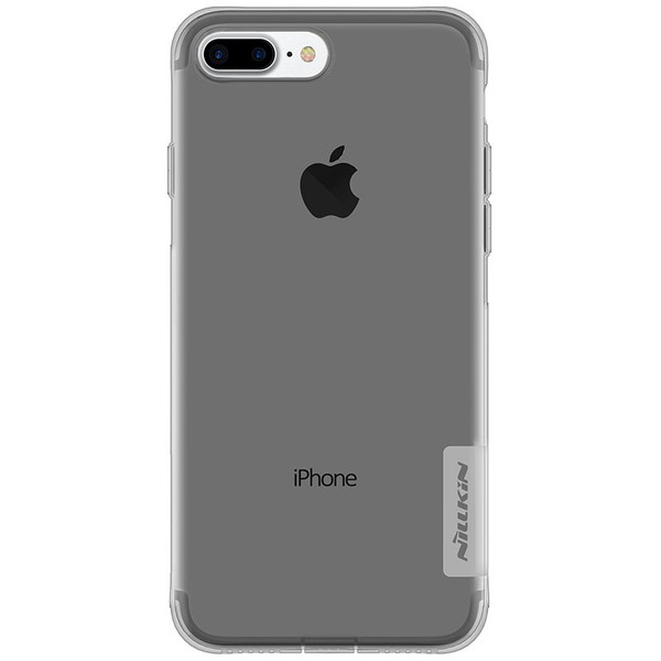 Чохол для iPhone 7+ / 8+ Nillkin Nature Series (Gray Transparent)