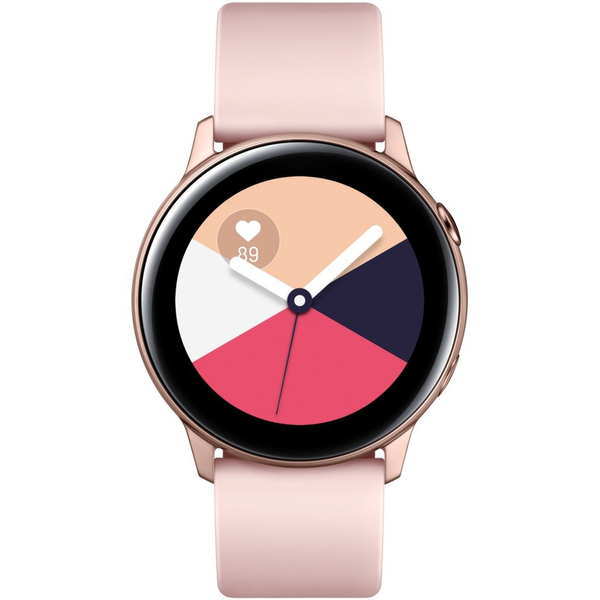 Смарт-часы Samsung Galaxy Watch Active (SM-R500) Rose Gold (002693)