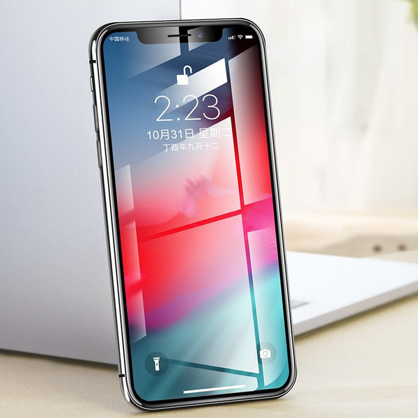 Захисна плівка для iPhone Xs MAX Rock Hydrogel Protector (Clear)